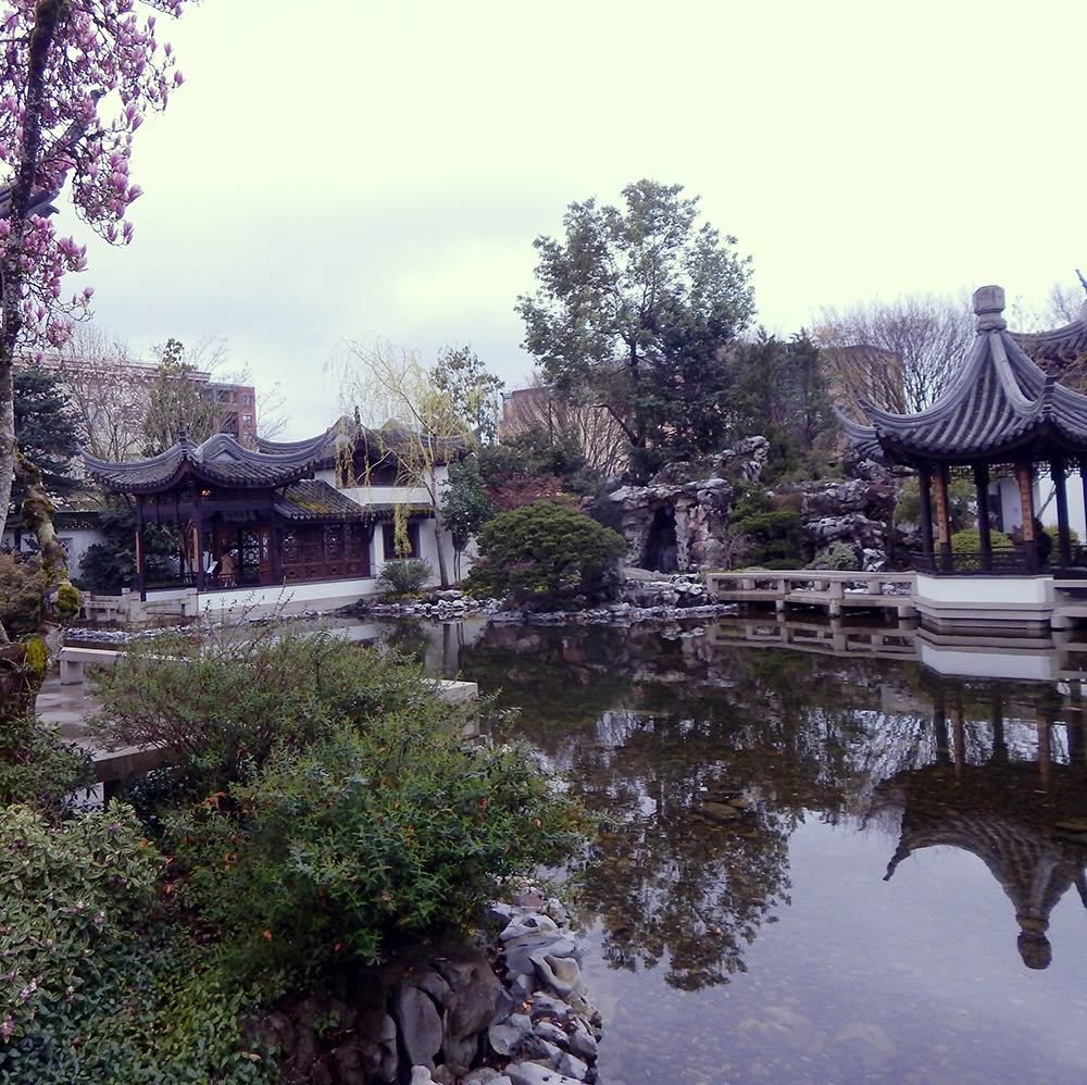 The Lan Su Chinese Garden