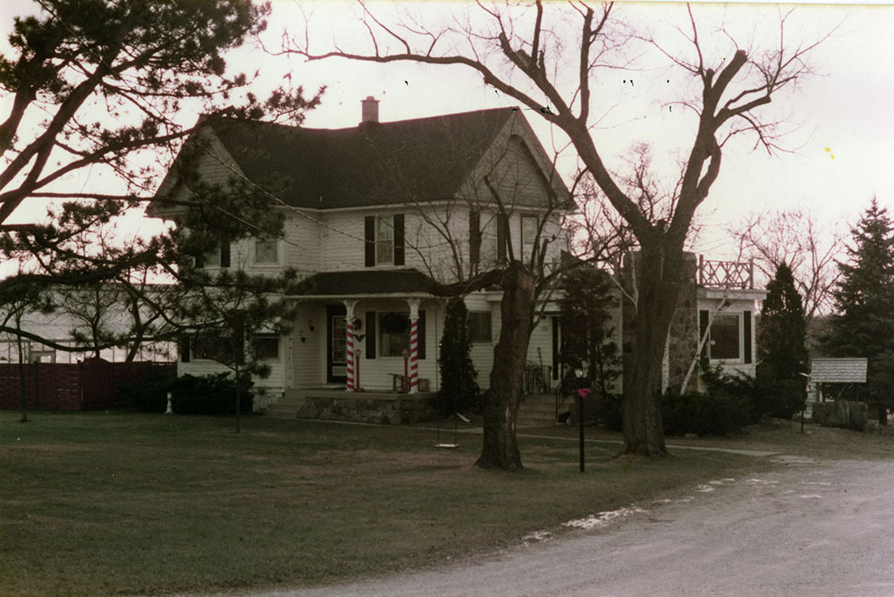 The Barg Family Homestead