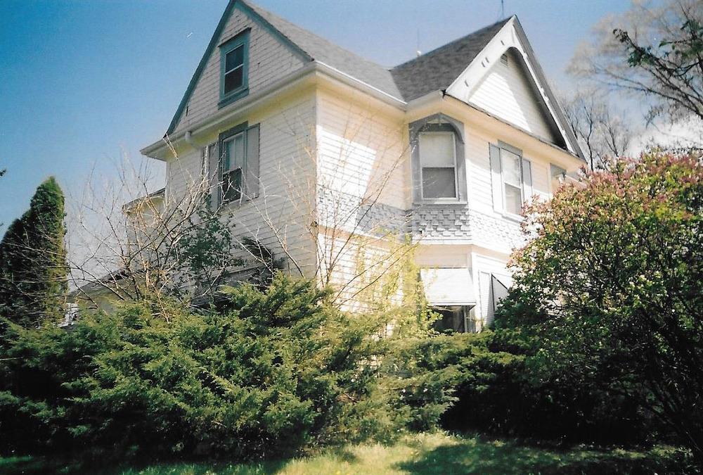 Barg Family Homestead house.