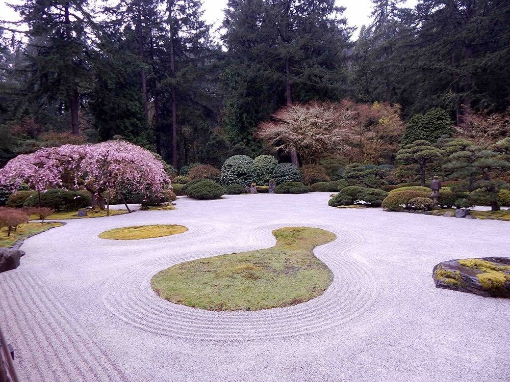 The Flat Garden