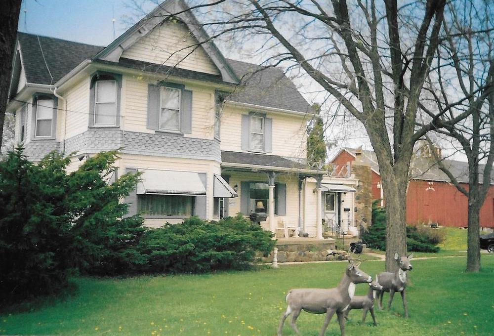 Barg Homestead house