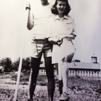 Arthur and Nancy Hess