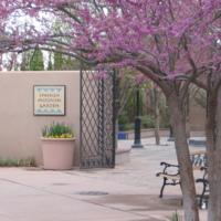 Entrance to the Spanish Moorish Garden