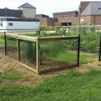 Thomas Jefferson Middle School school garden