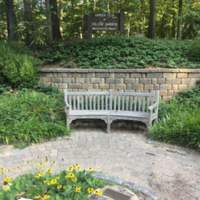 "A relaxing bench in ""The Hill"""